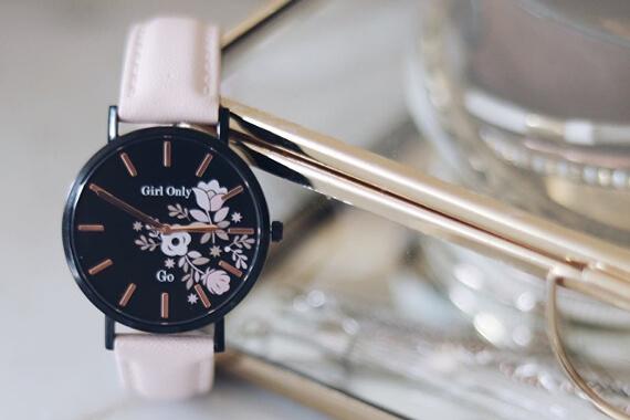 Dámské hodinky s motivem