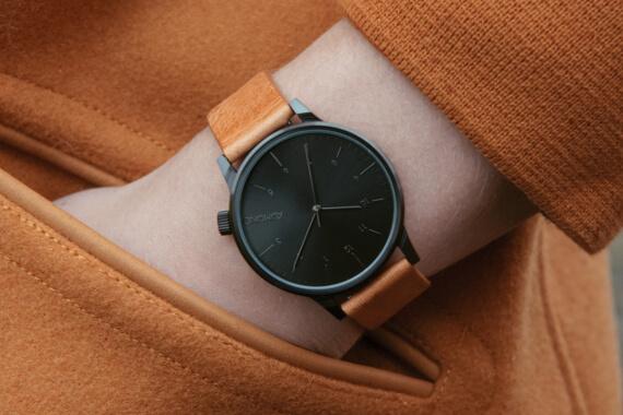 Minimalistické hodinky