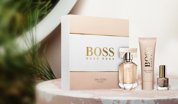 Dárkové sady parfémů pro ženy