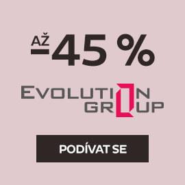 Šperky Evolution Group se slevou až -45 %