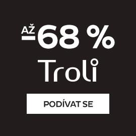 Šperky Troli se slevou až -68 %