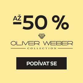 Šperky Oliver Weber se slevou až -50 %
