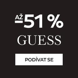 Šperky Guess se slevou až -51 %