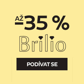 Šperky Brilio se slevou až -35 %