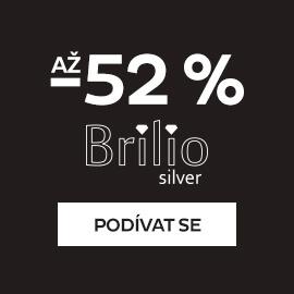 Šperky Brilio Silver se slevou až -52 %
