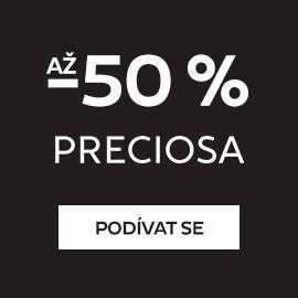Šperky Preciosa se slevou až -50 %