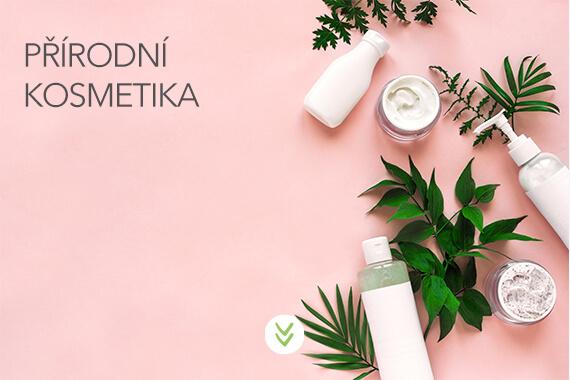 Výprodej přírodní kosmetiky