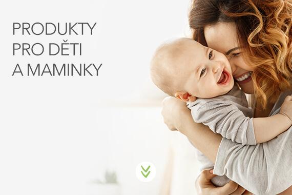 Výprodej produktů pro maminku a dítě
