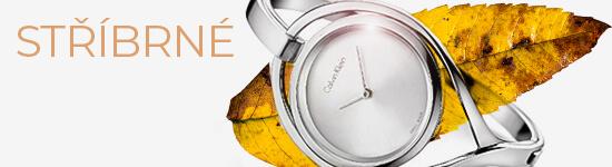 Stříbrné hodinky