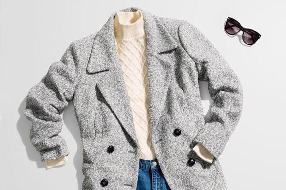 Kabát = základ každého šatníku