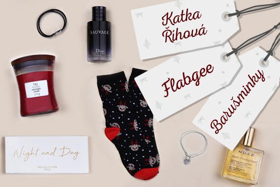 Blogerske tipy na dárky