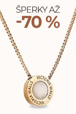 Šperky až -70 %