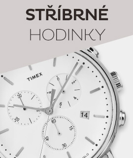 Dámské stříbrné hodinky