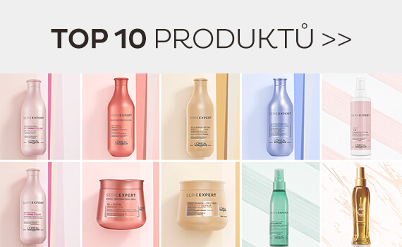 TOP 10 produktů Loreal Professionnel