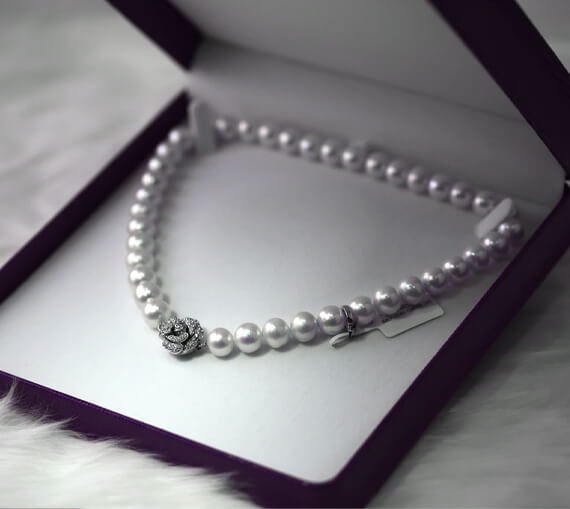 Šperky s perlou