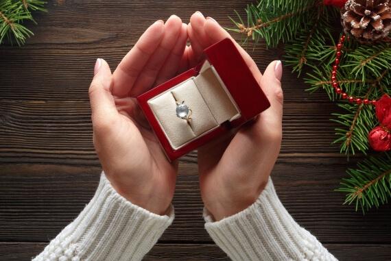 Vánoční nabídka dámských šperků