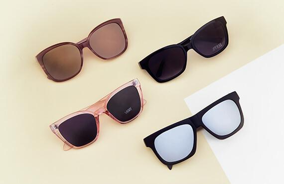 Sluneční brýle pro každý tvar obličeje