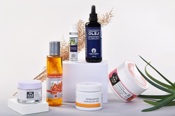 Kozmetika s dotykom prírody