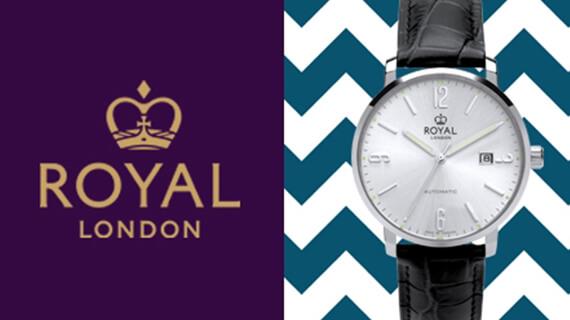 Pánské hodinky Royal London