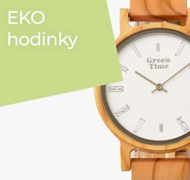 Eco hodinky