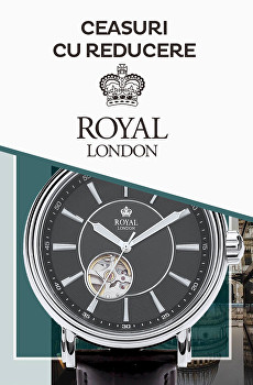 Royal London cu reducere