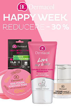 - 30 % Happy week Dermacol