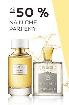 Luxusní parfémy až -50 %