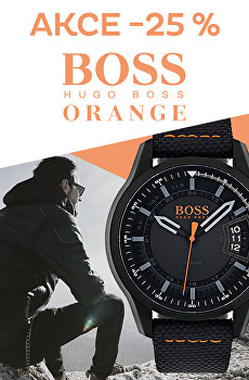 Hugo Boss Orange se slevou 25 %
