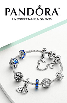 Dámské šperky Pandora