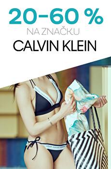 Calvin Klein so zľavou 20 - 60 %