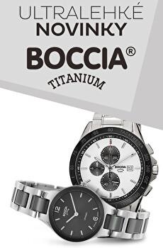 Novinky Boccia Titanium