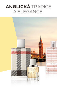 Anglické parfémy