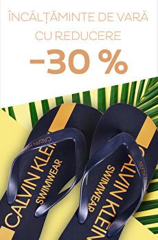 Letní obuv se slevou 30 %