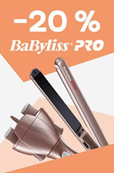 - 20 % na Babyliss PRO