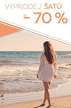 Výprodej šatů až 70 %