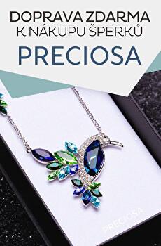 Doprava zdarma k nákupu šperků Preciosa