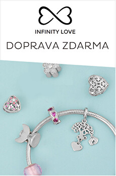 Se šperky Infinity Love - doprava zdarma