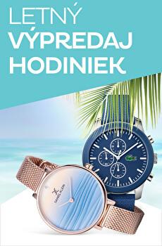 Letný výprodaj hodiniek