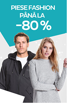 Piese fashion până la - 80 %