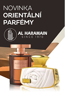 Al Haramain - nová značka