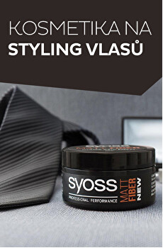 Kosmetika na styling vlasů