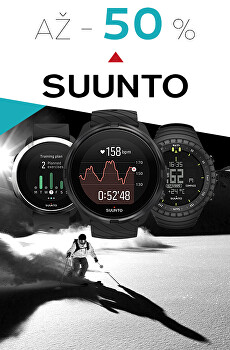 Black Friday Suunto - 50 %