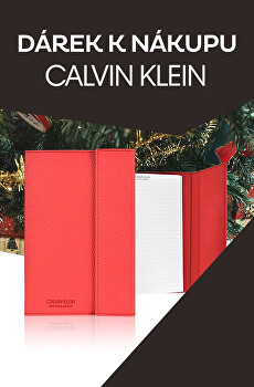 Dárek k nákupu šperku Calvin Klein