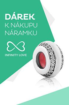 Dárek k nákupu náramku Infinity Love