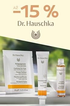 Až -15 % Dr. Hauschka