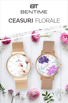 Bentime - ceasuri florale