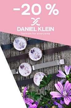 Daniel Klein se slevou 20 %
