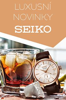 Exkluzivní novinky Seiko