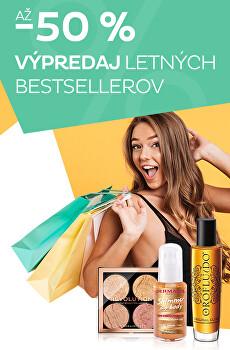 Výpredaj letných bestsellerov kozmetiky