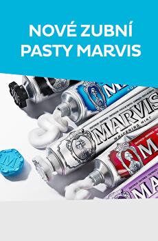 Zubní pasty Marvis